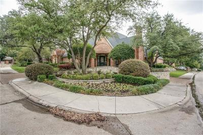 Dallas Single Family Home For Sale: 5704 Timberbent Drive