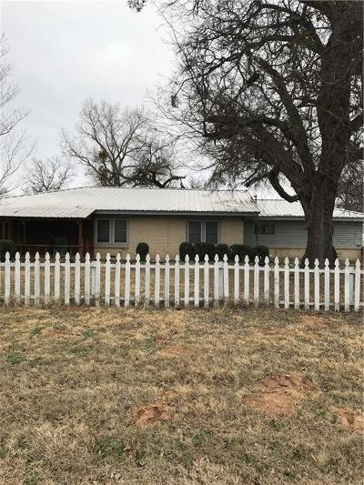 Wise County Single Family Home For Sale: 968 County Road 1770