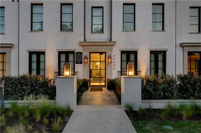 Highland Park, University Park Condo For Sale: 4502 Abbott Avenue #204