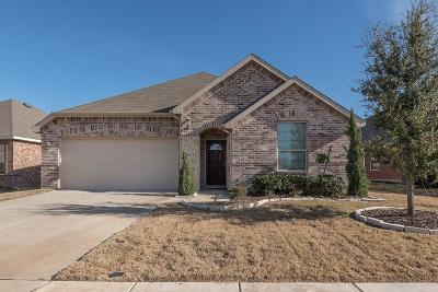 Little Elm Single Family Home For Sale: 1613 Rosson Road