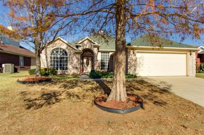 Arlington Single Family Home For Sale: 409 Milton Drive