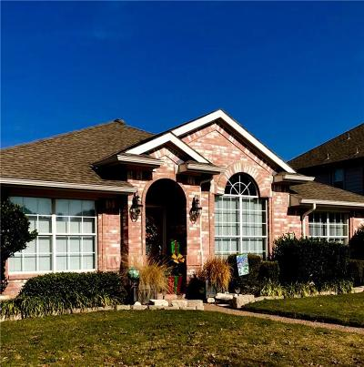 Frisco Single Family Home For Sale: 10710 Dry Creek Lane