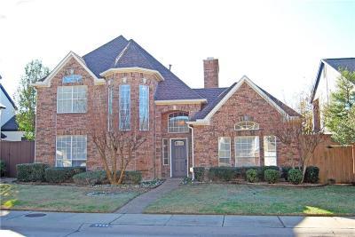 Dallas Single Family Home For Sale: 6052 Buffridge Trail