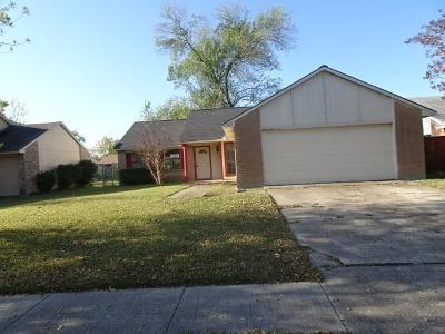 Forney Single Family Home Active Contingent: 527 Carl C Senter Street