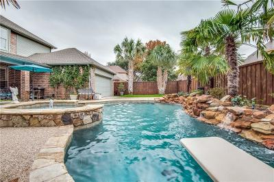 Coppell Single Family Home Active Contingent: 113 Portside Drive