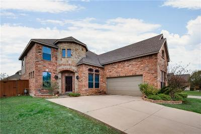 Forney TX Single Family Home For Sale: $274,999
