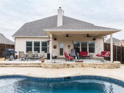 Little Elm Single Family Home For Sale: 1501 Elizabeth Creek Drive