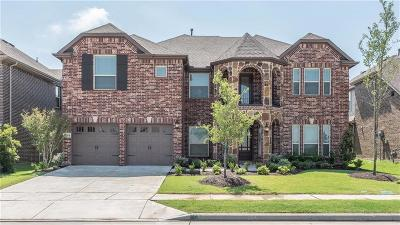 Mckinney Single Family Home For Sale: 5104 Vester Court