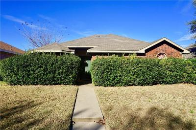 Cedar Hill Single Family Home Active Option Contract