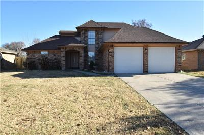 Grand Prairie Single Family Home For Sale: 4401 Amherst Lane