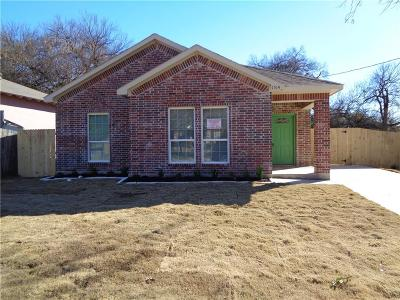 Dallas Single Family Home For Sale: 1514 Kingsley Drive