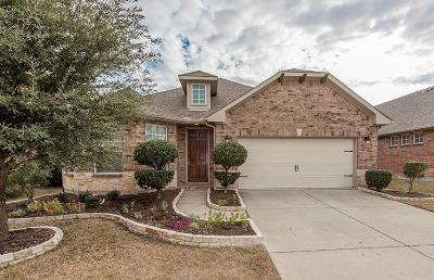 Prosper Single Family Home Active Option Contract: 16416 Dry Creek Boulevard