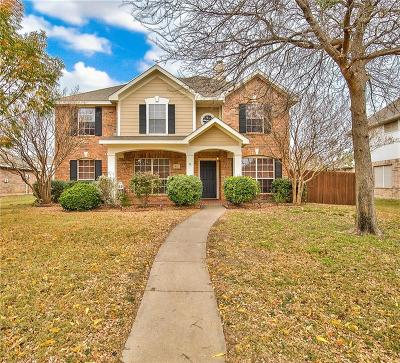 Allen Single Family Home For Sale: 917 Meadowgate Drive