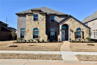 Frisco Single Family Home For Sale: 14453 Rising Star Boulevard
