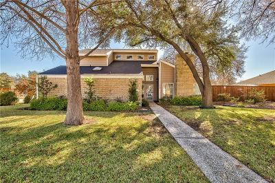 Plano TX Single Family Home Active Option Contract: $325,000