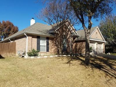 Park Glen, Park Glen Add Single Family Home For Sale: 5133 Creek Bend Drive