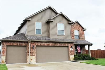 Forney Single Family Home For Sale: 125 Trophy Trail