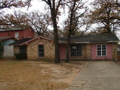 Single Family Home For Sale: 14604 Cimarron Drive