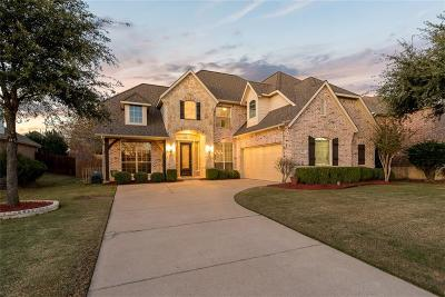 Keller Single Family Home For Sale: 1121 Dripping Springs Drive