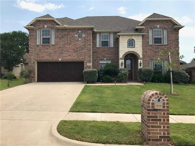 Kennedale Single Family Home For Sale: 1012 Oak Hill Park