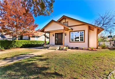 Dallas Single Family Home For Sale: 212 S Marlborough Avenue