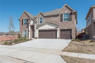 McKinney Single Family Home For Sale: 1205 Baynes Drive