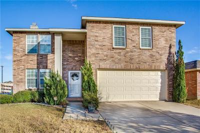 Denton Single Family Home For Sale: 6509 Longleaf Lane