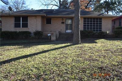 Dallas Single Family Home For Sale: 822 Green Castle Drive