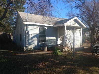 Dallas Single Family Home For Sale: 4014 Abilene Street
