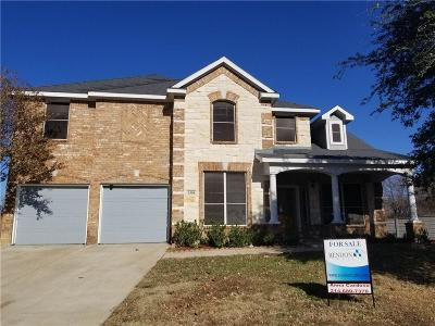 Grand Prairie Single Family Home For Sale: 4308 Harpers Ferry Drive