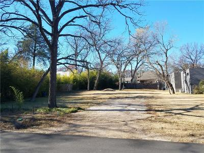 Dallas Residential Lots & Land For Sale: 8707 Wingate Drive