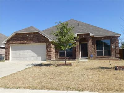 Seagoville Single Family Home For Sale: 1404 Julie Street