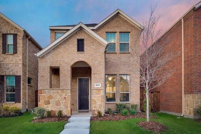 Allen Single Family Home For Sale: 604 Ansley Way Way