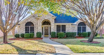 Allen Single Family Home For Sale: 774 Livingston Drive
