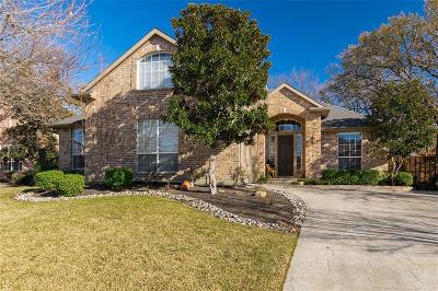 Keller Single Family Home For Sale: 815 Edgewood Drive
