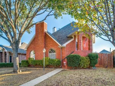 Lewisville Single Family Home For Sale: 1711 Creekway Drive