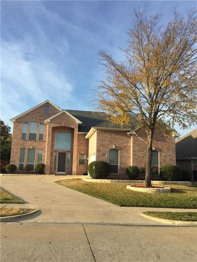 Frisco Single Family Home For Sale: 11851 Creek Point Drive