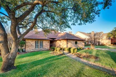 Farmers Branch Single Family Home For Sale: 3309 Highland Meadow Drive