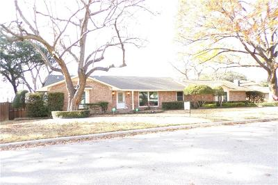 Mesquite Single Family Home For Sale: 402 Riggs Circle