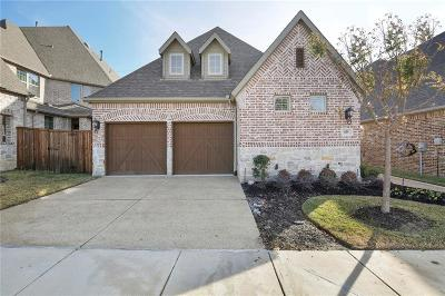 Lewisville Single Family Home For Sale: 609 Royal Minister Boulevard
