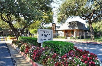 Dallas Condo For Sale: 10717 Villager Road #B