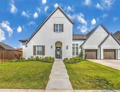 Aledo Single Family Home For Sale: 600 Rockfall Way