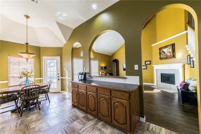 Fort Worth TX Single Family Home For Sale: $298,500