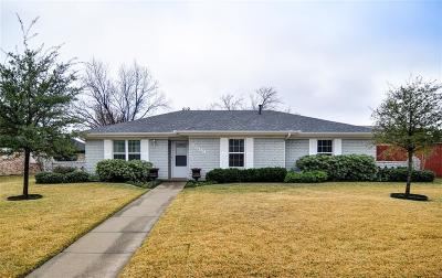 Plano Single Family Home Active Contingent: 2008 Westlake Drive