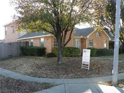 Euless Single Family Home For Sale: 1401 Bell Ranch Circle