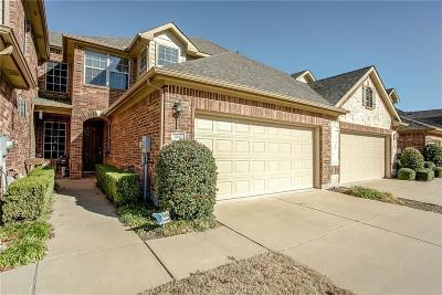 Carrollton Townhouse For Sale: 1845 Sandpiper Lane
