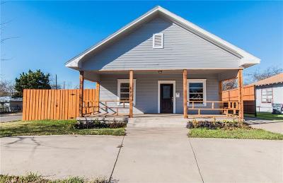 Dallas Single Family Home For Sale: 627 S Brighton Avenue