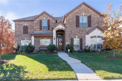 Frisco Single Family Home For Sale: 12533 Tyler Drive