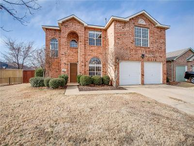 Rowlett Residential Lease For Lease: 10417 Woodlands Trail