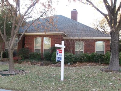 Keller Single Family Home Active Contingent: 1408 Sweetgum Circle